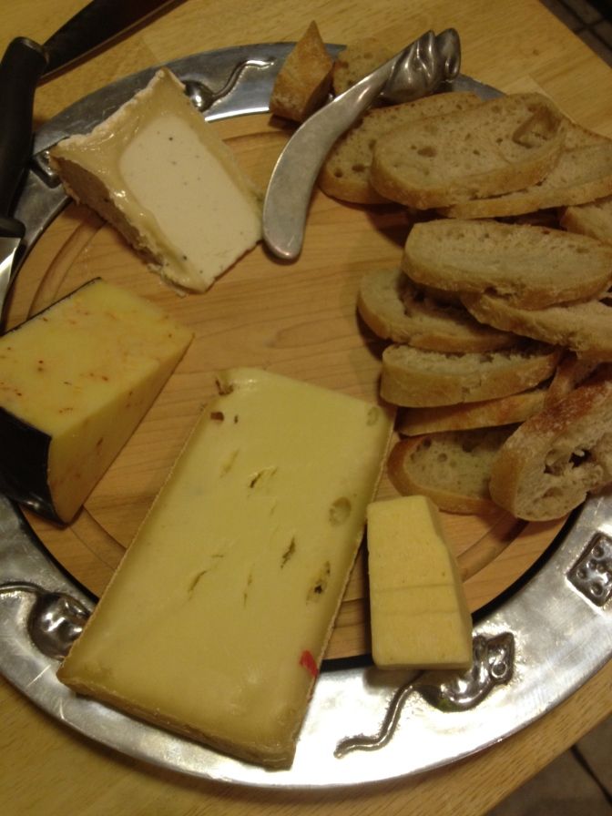 Cut The Cheese – Part 2